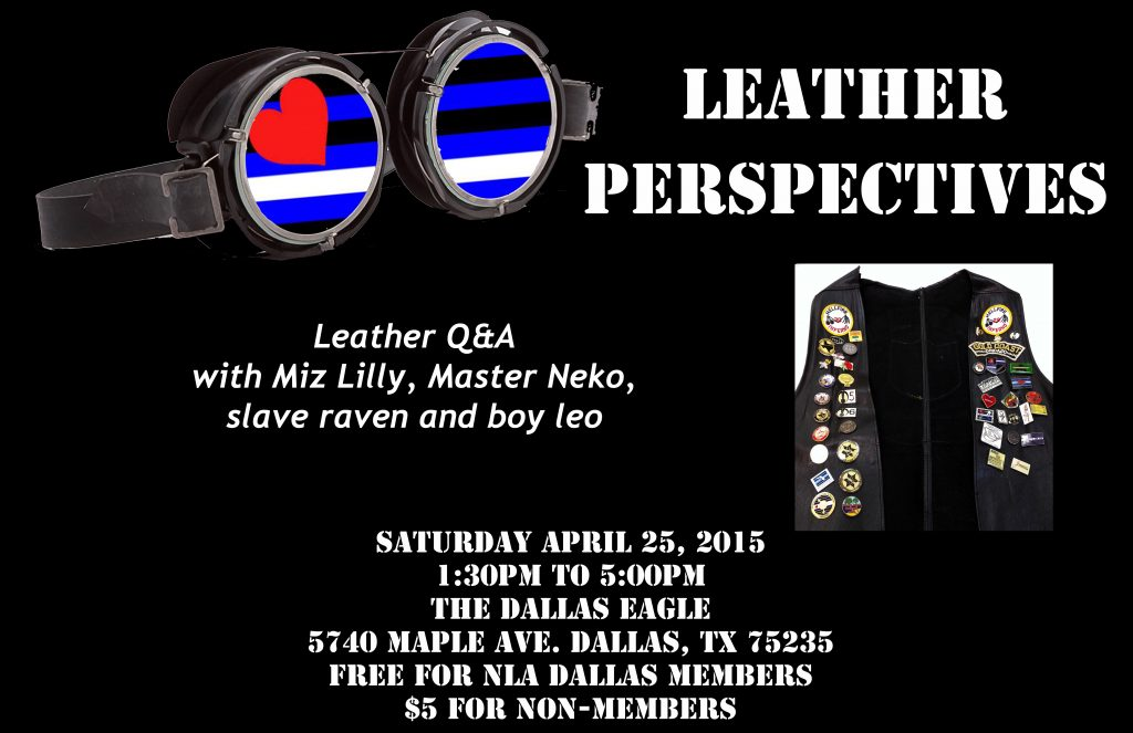 2015 04 Leather Perspectives
